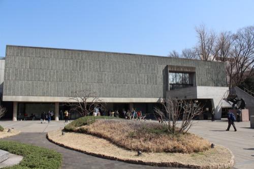 0078:国立西洋美術館 外観②