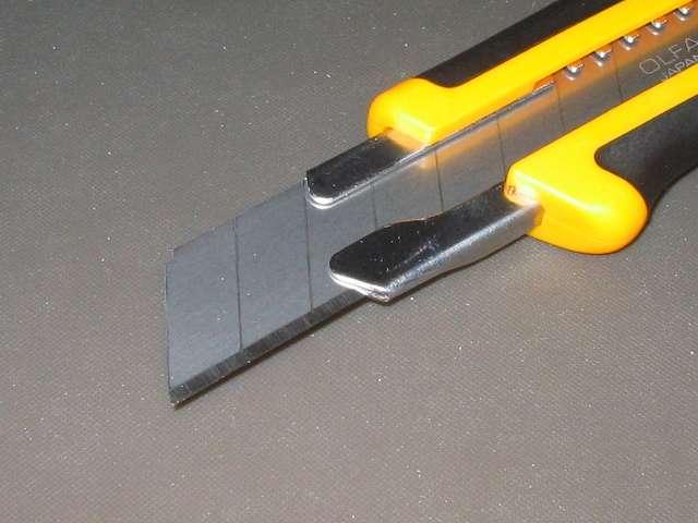 オルファ カッター ハイパー AL型 193B 付属オルファカッター替刃(大)