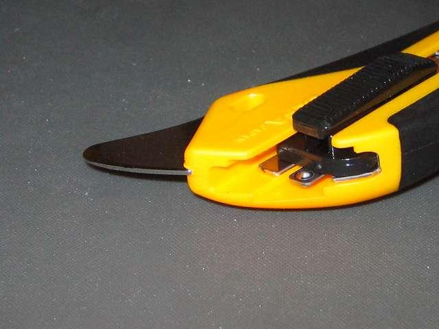 オルファ カッター ハイパー AL型 193B 便利なツメ