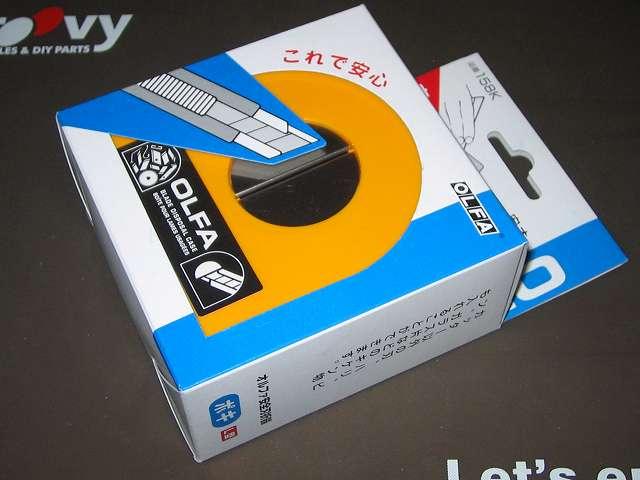 オルファ 安全刃折器ポキ L型 購入