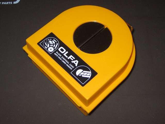 オルファ 安全刃折器ポキ L型 本体