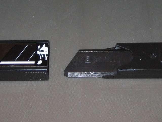 タジマ 替刃大 凄刃 黒 10枚入り CBL-SK10 開封