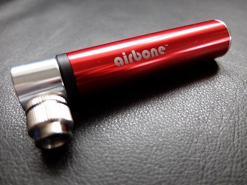airboneスーパーミニポンプ&お助けチューブ!こりゃリピートしちゃうでしょ!