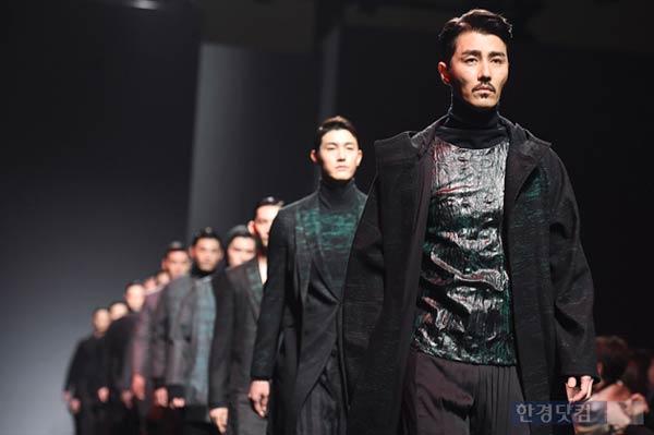 チャスンウォン ソウルファッションウィーク