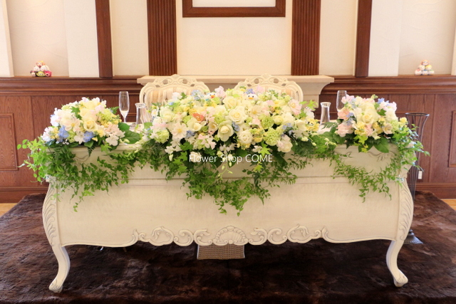 プレ花嫁 かわいい 花 結婚式 サプライズ 人気 ブーケ