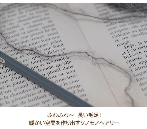 1151ソノモノヘアリー糸
