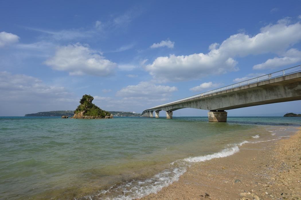 沖縄旅行記⑤:古宇利大橋