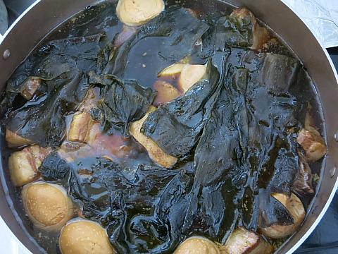 2016豚の角煮1