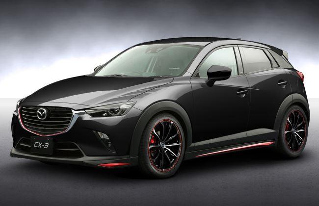 CX-3 racing concept