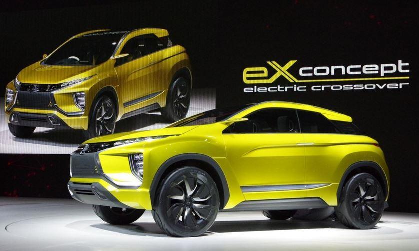三菱新型SUV