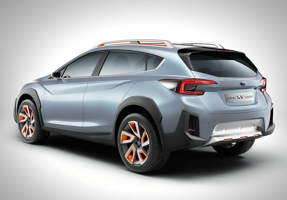 Subaru XV Concept 2016 02