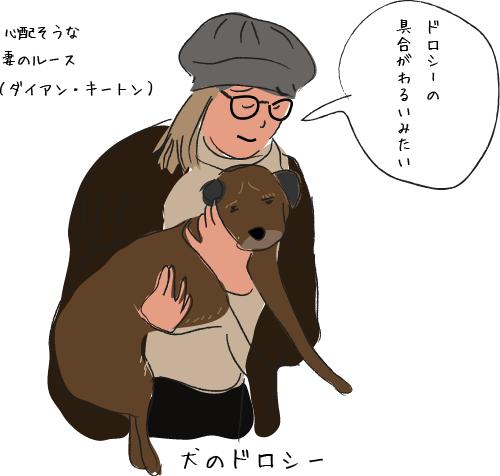犬のドロシー