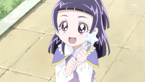 【魔法つかいプリキュア!】第06話「特訓!魔法の杖!先生はリコのお姉ちゃん!?」