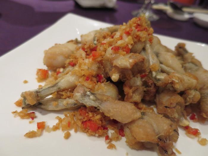 国福楼(Guo Fu Lou) 香港 夕食