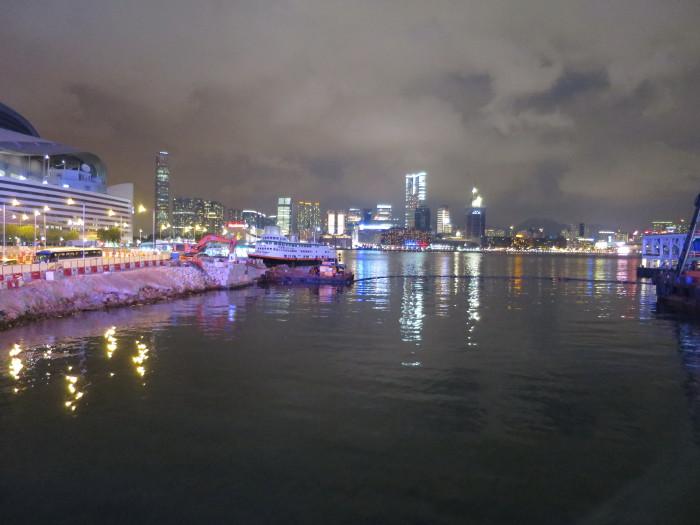 香港 スターフェリー