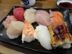 神戸市東部中央卸売市場 ふさ鮨 寿司
