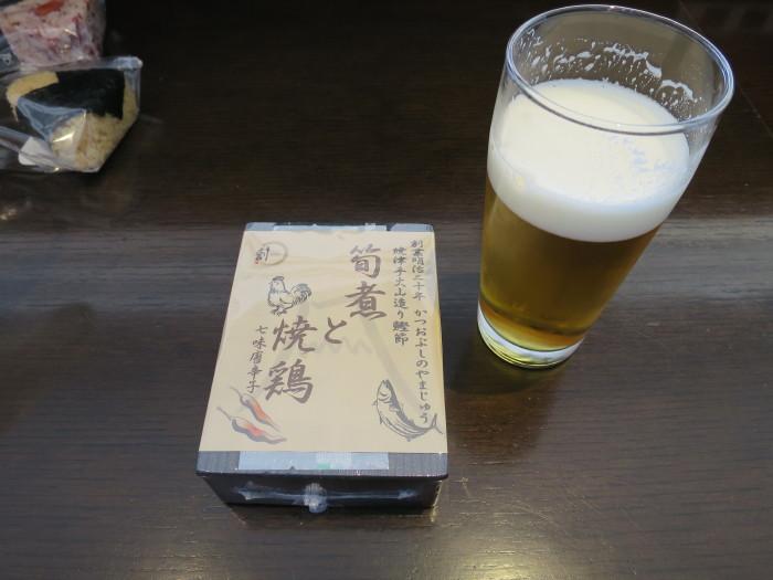 筍煮と焼鶏 羽田空港 空弁
