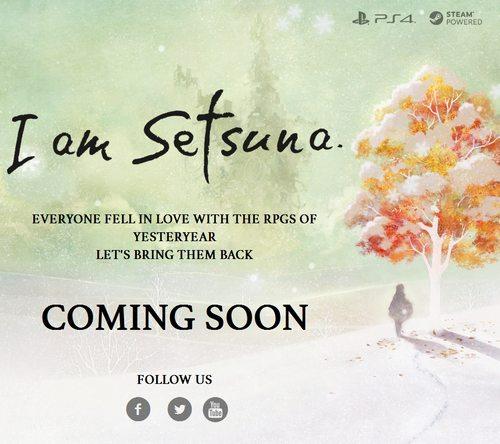 いけにえと雪のセツナ海外版公式サイト