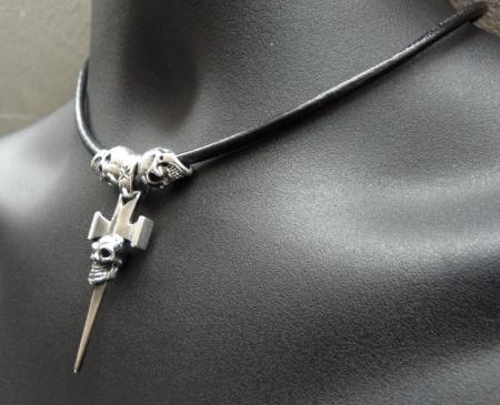 Skull,Beads,Silver,Gaboratory