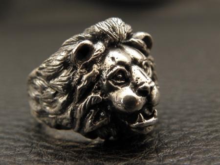 シルバー,リング,ライオン,ガボール,ガボラトリー,Silver,Ring,Lion,Gaboratory,Gabor,卡博拉特利,加伯,銀飾,金飾