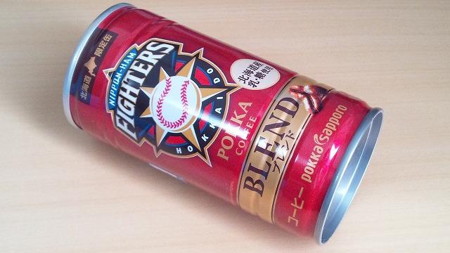 ポッカコーヒー ファイターズ缶ブレンド
