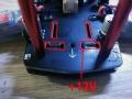 ドローンFPVレーサーZMR250 PCBボードショート