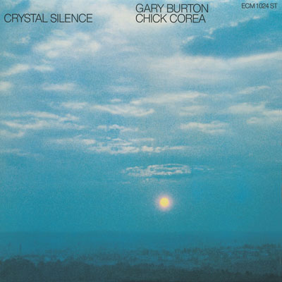Gary Burton Crystal Silence ECM 1024