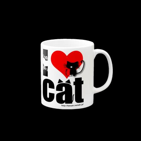 mag_I love_cat
