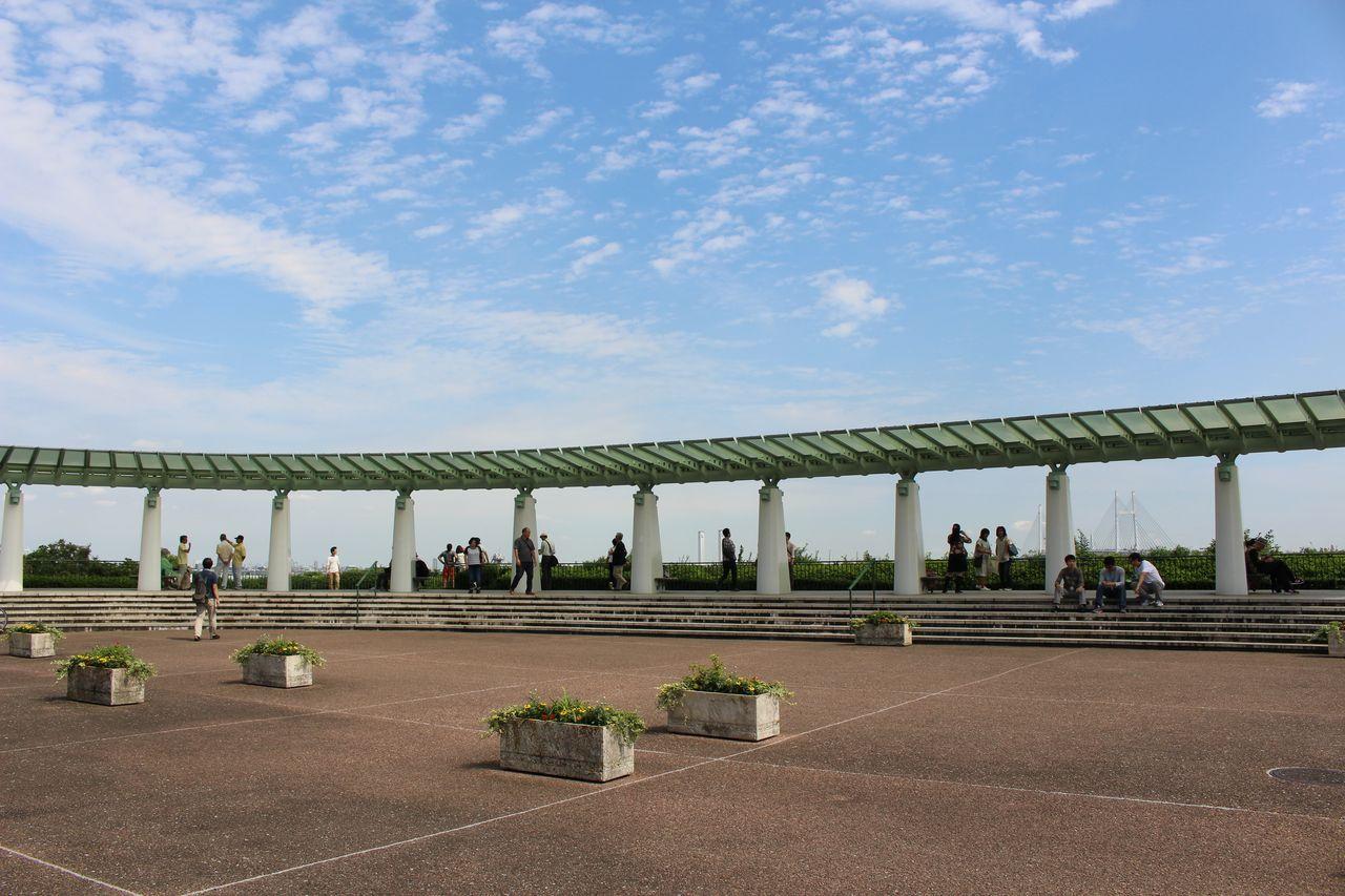 港の見える丘公園-1