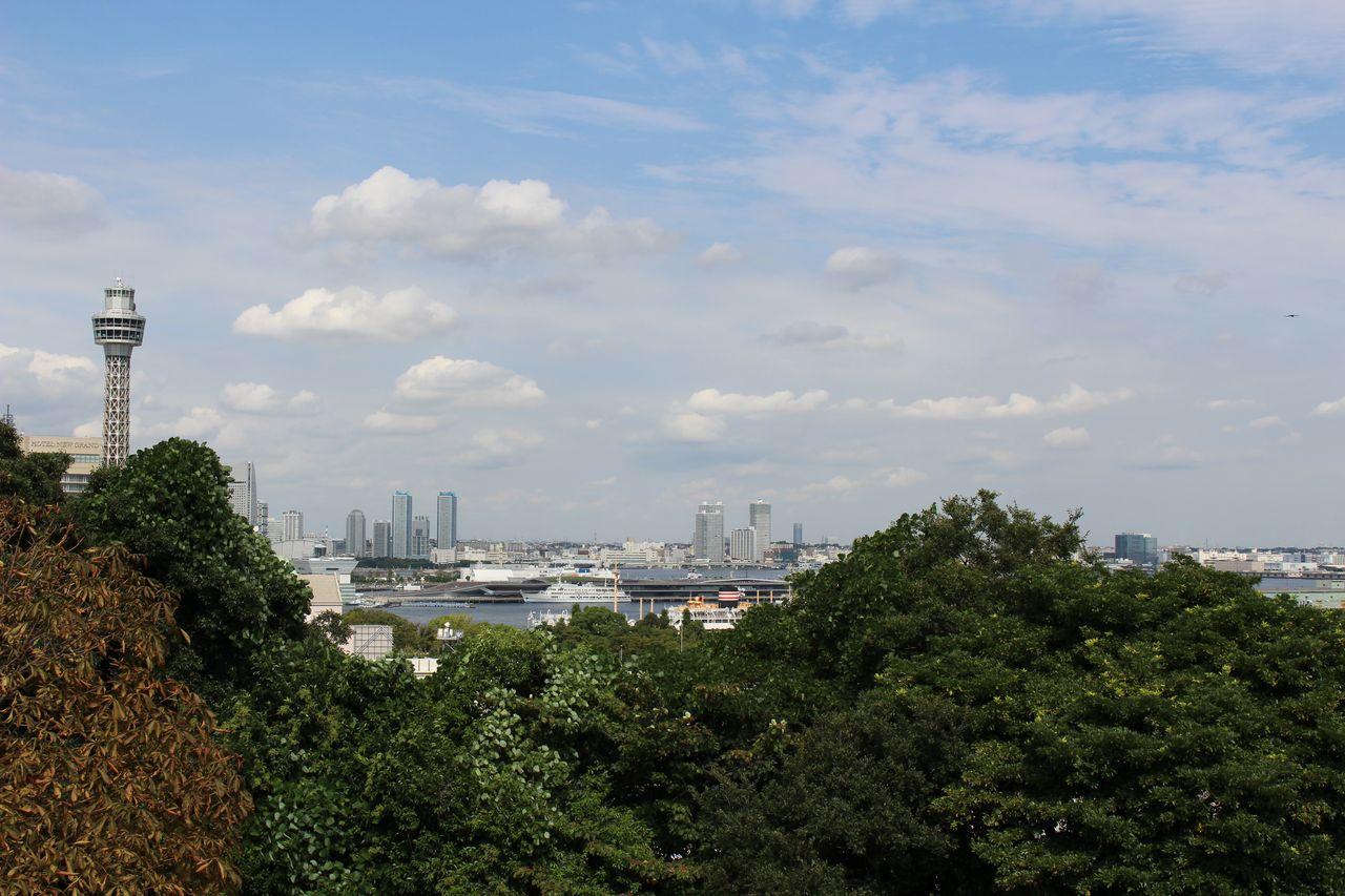 港の見える丘公園-12