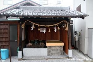 鶴見神社(鶴見区鶴見)6