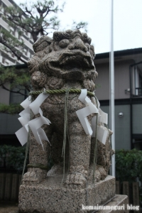 鶴見神社(鶴見区鶴見)16