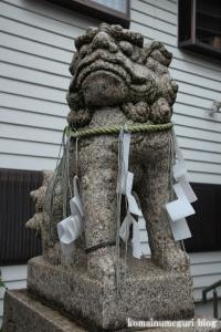 鶴見神社(鶴見区鶴見)20