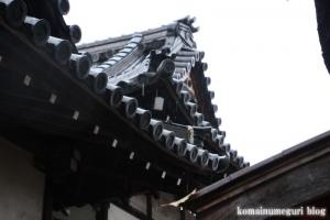 横堤八幡宮(鶴見区横堤)7