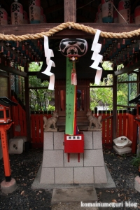 横堤八幡宮(鶴見区横堤)12