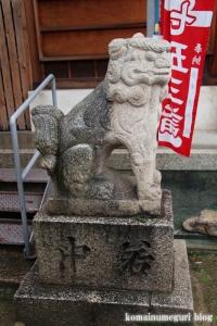 横堤八幡宮(鶴見区横堤)18