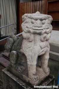 横堤八幡宮(鶴見区横堤)19