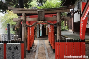 八幡神社(鶴見区諸口)18