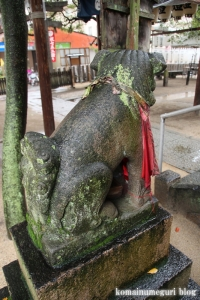 八幡神社(鶴見区諸口)10