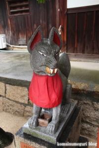 八幡神社(鶴見区諸口)20