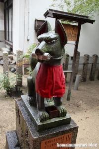八幡神社(鶴見区諸口)21