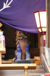 八幡神社(鶴見区諸口)28
