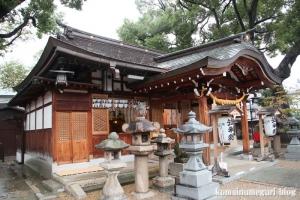 比枝神社(鶴見区今津中)9