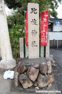 比枝神社(鶴見区今津中)4