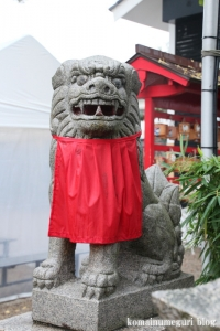 比枝神社(鶴見区今津中)6