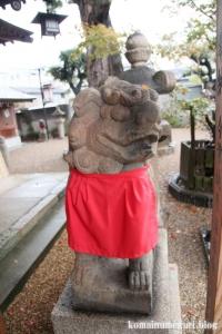 比枝神社(鶴見区今津中)12