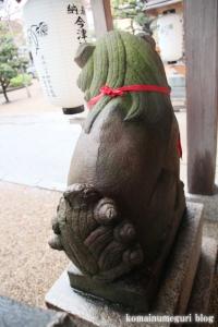 比枝神社(鶴見区今津中)14