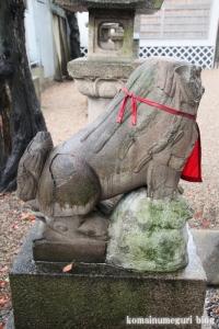 比枝神社(鶴見区今津中)30