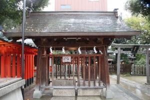 阿遅速雄神社(鶴見区放出)6