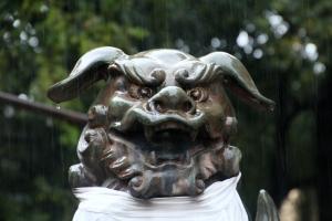 阿遅速雄神社(鶴見区放出)30